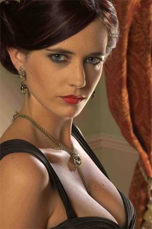 Eva Green Red Dress Casino Royale